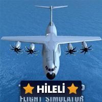 Turboprop Flight Simulator 3D 1.26 Para Hileli Mod Apk indir