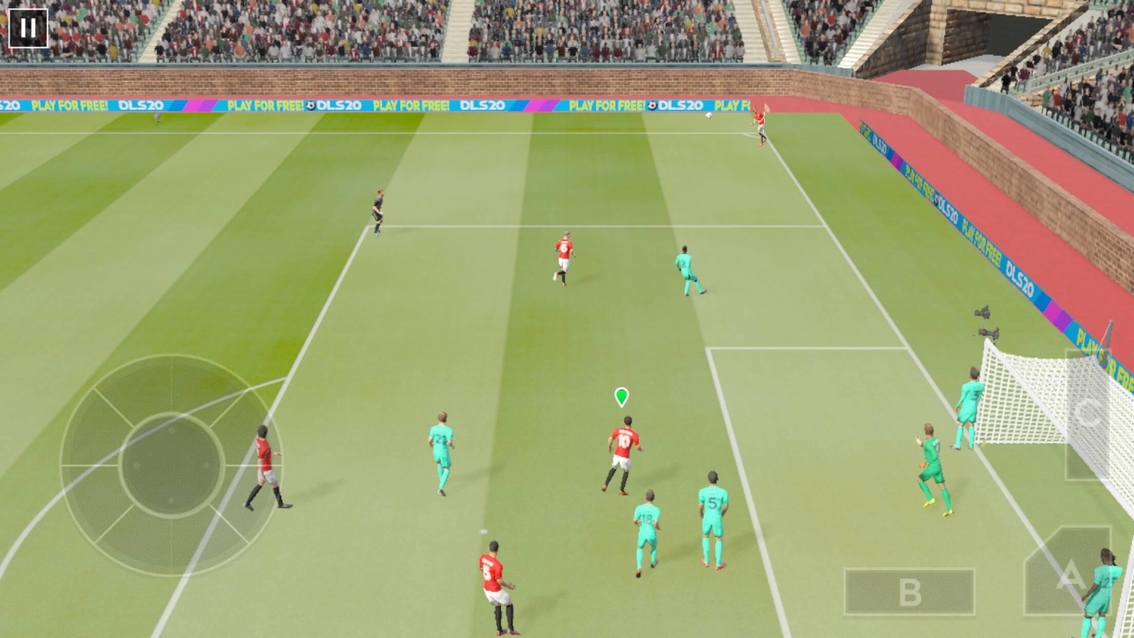 Dream League Soccer 2020 Ekran Görüntüsü 2
