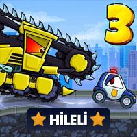 Car Eats Car 3 2.6 b418 Para Hileli Mod Apk indir