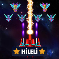 Galaxy Attack: Alien Shooter 29.7 Para Hileli Mod Apk indir