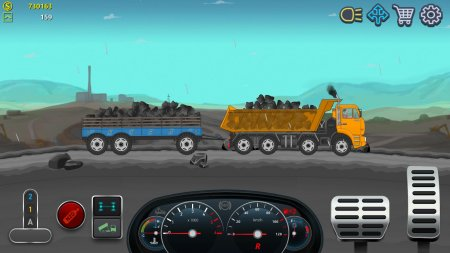 Trucker Real Wheels - Simulator 3.5.0 Para Hileli Mod Apk indir