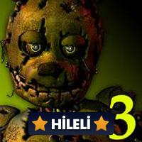Five Nights at Freddy's 3 2.0 Kilitler Açık Hileli Mod Apk indir