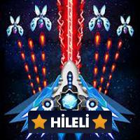 Space Shooter - Galaxy Attack 1.517 Kristal Hileli Mod Apk indir