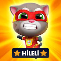 Talking Tom Hero Dash 2.1.1.1235 Para Hileli Mod Apk indir
