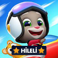 Talking Tom Fly Run 1.0.3.23 Para Hileli Mod Apk indir