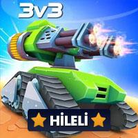 Tanks A Lot! 2.96 Sonsuz Cephane Hileli Mod Apk indir