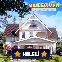 Makeover Match: Home Design & Happy Match Tile 1.0.21 Para Hileli Mod Apk indir